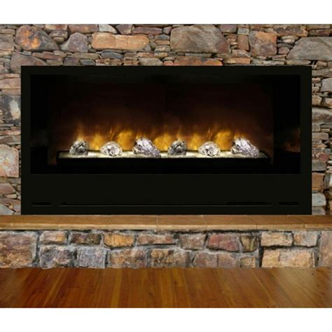 60 quot home custom electric fireplace modern flames