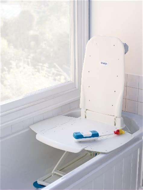 siege baignoire pour personne agee si 232 ge releveur de bain sonaris