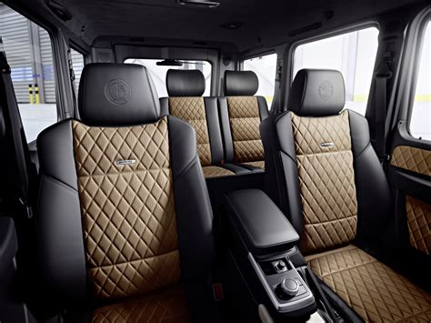 G Class Amg Interior by 2016 Mercedes G Class Facelift Brings Amg 4l V8 For