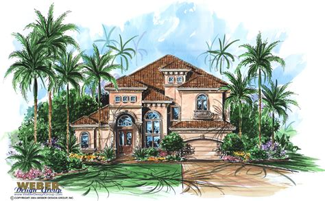 tuscan house plans luxury home plans world