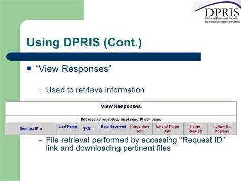 Us Department Of Veterans Affairs Records Department Of Veterans Affairs Va Dpris Defense