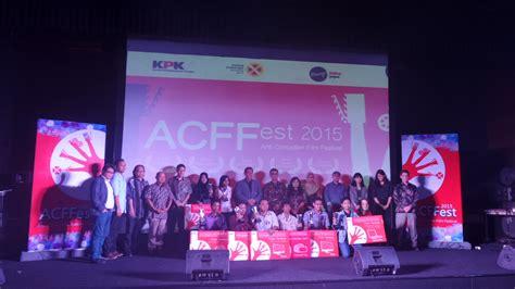 festival film fiksi 2015 berantas korupsi lewat film edukasi anti korupsi penjaja