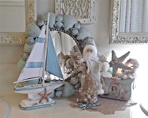 penny s vintage home coastal christmas decor