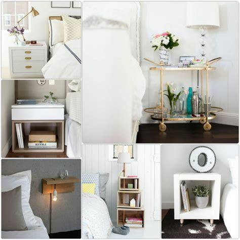nachttisch weiß für boxspringbett schlafzimmer nachttisch dekor