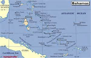 Bahamas World Map by Gallery For Gt Bahamas World Map