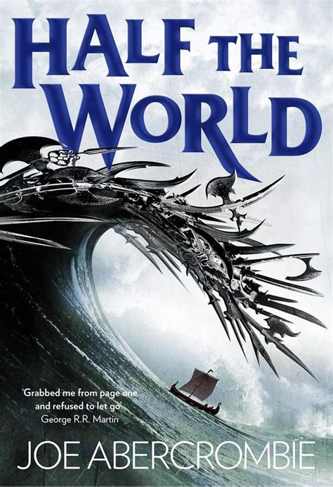 sirens of demimonde half world trilogy books joe abercrombie half the world