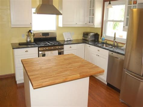 butcher block countertop care maple and white oak