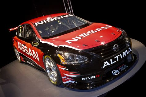 cars u0026 racing cars nissan altima v8 supercars race car revealed