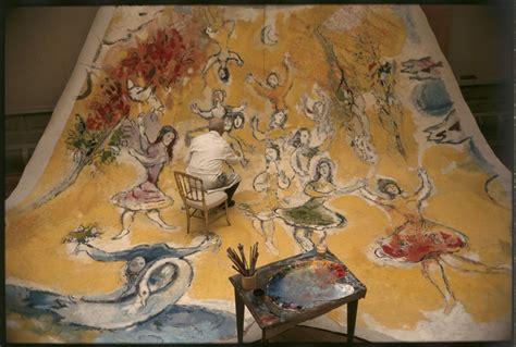 les secrets du plafond chagall 224 l op 233 ra garnier