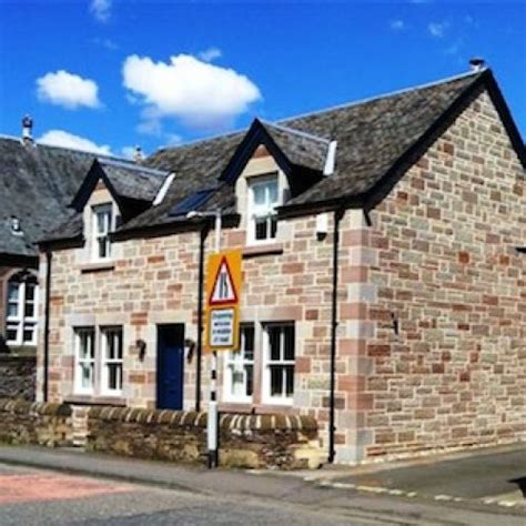 Station Cottage by Station Cottage Comrie
