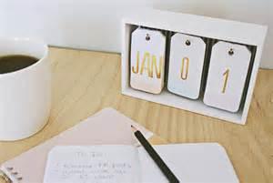 Diy Desk Calendar Diy Desk Calendar Home Made By Carmona