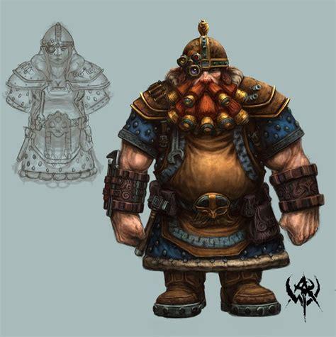 Dwarfs Warhammer dwarfs details artworks image ing 233 nieur nain artisan