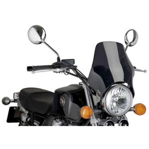 Mini Windschild Motorrad by Puig Mini Scheibe Mit Anbausatz Und Abe Kaufen Louis