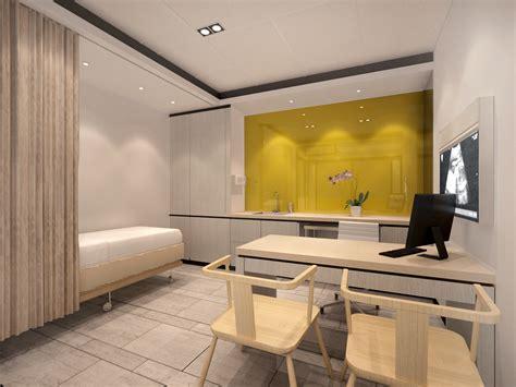 Clinic Interior Design by L2ds Lumsden Leung Design Studio Clinic