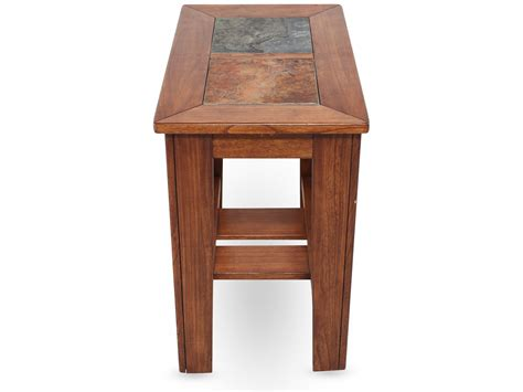 toscana chairside end table toscana chairside end table mathis brothers furniture