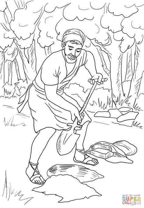 talents coloring page coloring pages