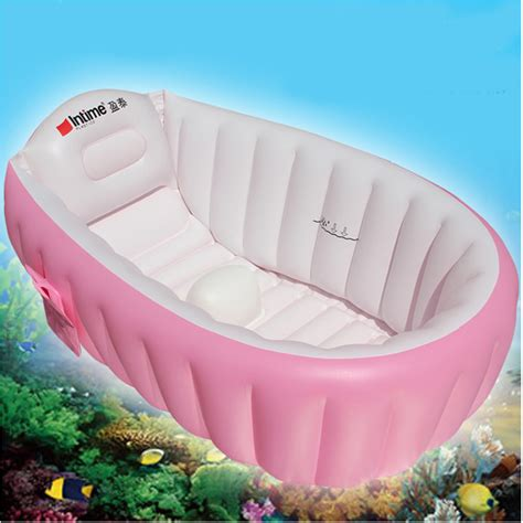 bathtubs for kids 2016 portable inflatable baby bath kids bathtub thickening