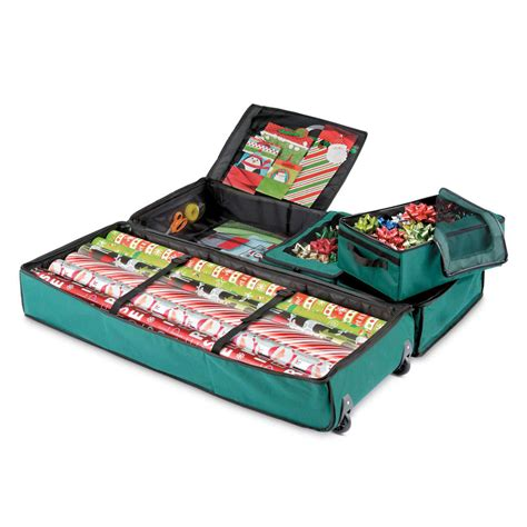 gift wrap bags ultimate gift wrap storage bag the green