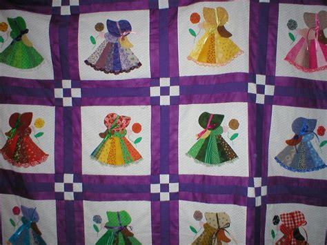 quilt pattern sunbonnet sue free sunbonnet sue quilt pattern quilting with a friend