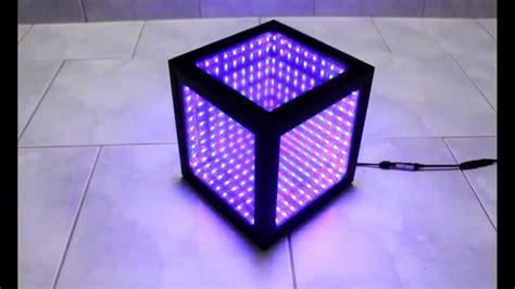infinity tunnel mirror 3d led w 252 rfel infinity mirror unendlichkeitsspiegel cube