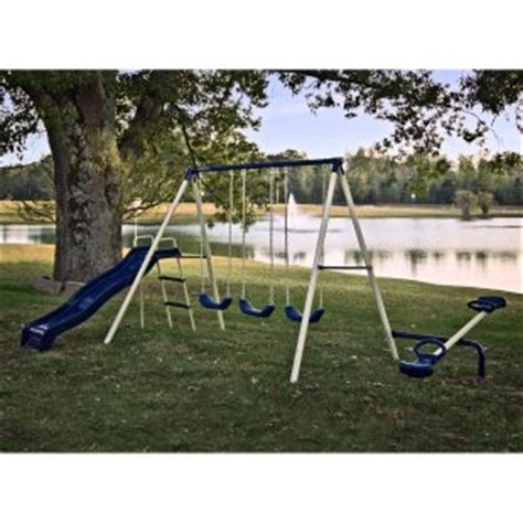 best metal swing set kids metal swing sets find the best metal swing set for
