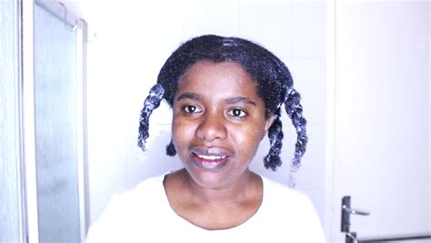 washing natural hair in sections wash day on my type 4 natural hair natural sisters
