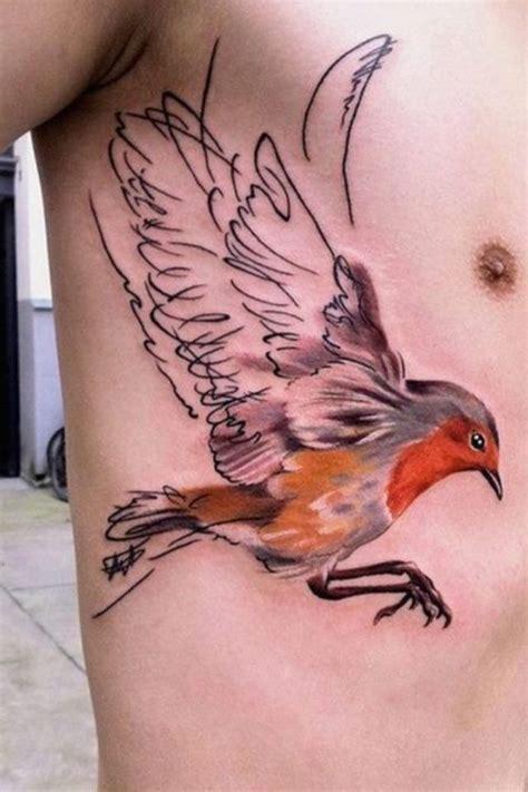 ideas  feather bird tattoos  pinterest