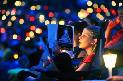 Top 5 Adelaide Events In December Adelaide Carols Light