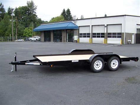 rload open car trailers open car trailers freeway