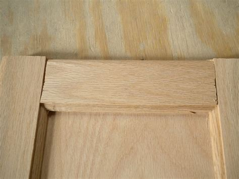 Cabinet Door Joints Doors And Drawers S Big Idea