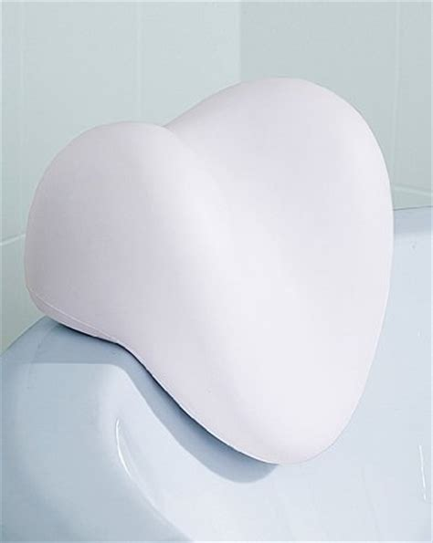 galleon bael wellness bath pillow with suction cups