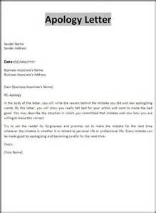 Business Apology Letter For Wrong Order professional apology letter free sample letters of apology for