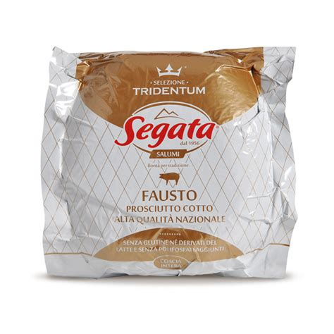 fausto cooked ham sale and purchase tridentum segata