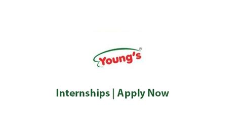 Mba Internships Sargodha by Internships In Youngs Food