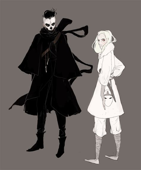 unique characters concept outfits by knockingghosts on deviantart