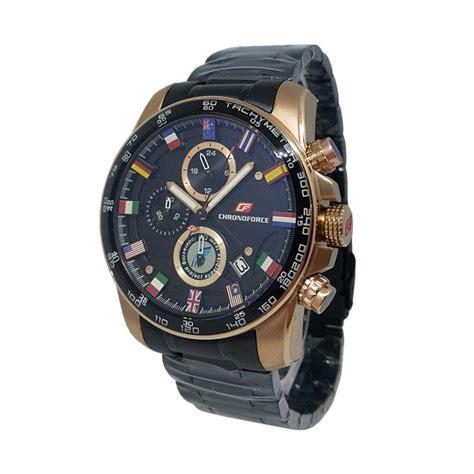 Jam Tangan Priawanita Iphone Rantai 4 jual chronoforce chronograph bendera tali rantai jam
