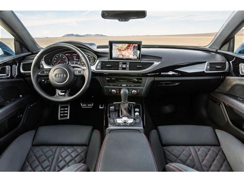 audi a7 interior audi a7 prices reviews and pictures u s news world