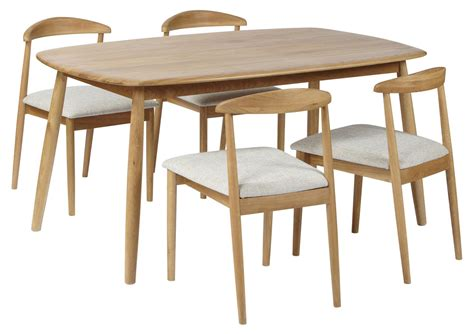Dining Table Retro Retro Fixed Top Dining Table From Tannahill Furniture Ltd