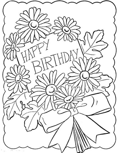 a good images printable coloring birthday cards elegant yonjamedia com