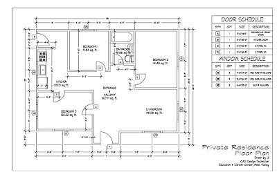 floor plan title block m2 4 floor plan cad fundamentals
