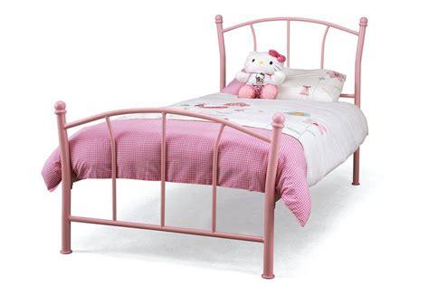 Childrens Bed Frames Childrens Beds Serene Bed Pink Bed Frame For Sale Click 4 Beds