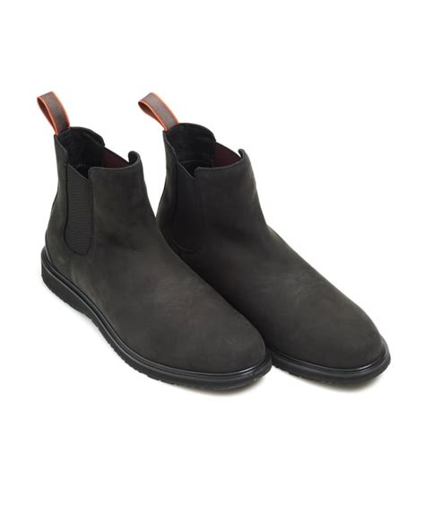 black suede boots mens swims mens barry chelsea boot classic black suede boots