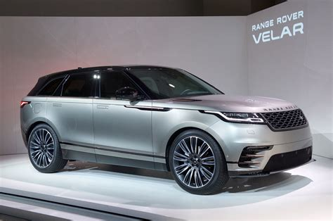 2018 new range rover 2018 land rover range rover velar reviews and rating