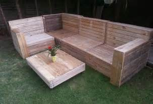 Patio Furniture Made From Wood Pallets Diy Pallet Garden Furniture Plans Pallet Wood Projects