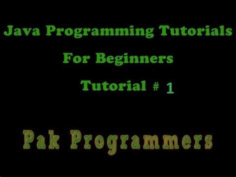 java tutorial urdu java urdu programming tutorial 1 installing the jdk youtube