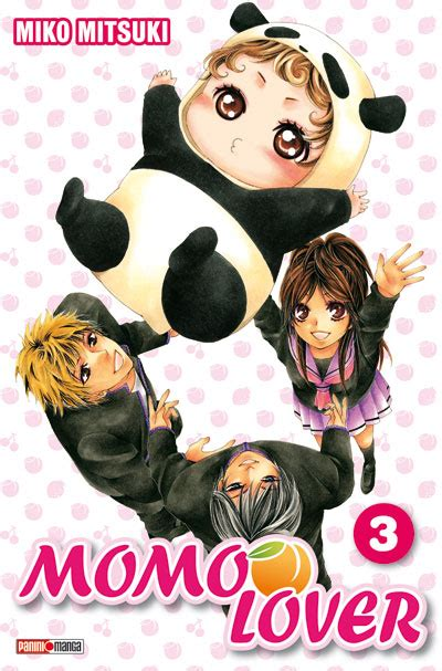 Mitsuki Momo Lover 1 3 Tamat momo lover 3 233 dition simple panini sanctuary