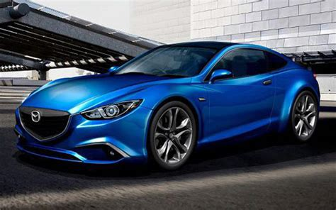 mazda car new model new model 2018 mazda 6 coupe changes and release date