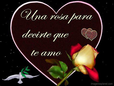 frases de amor con corazones y rosas frases de amor imagenes frases con imagenes de te amo con una rosa im 225 genes de