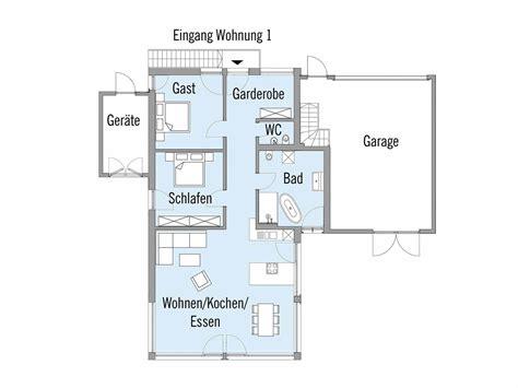 haus preise einfamilienhaus einfamilienhaus mit kleiner einliegerwohnung grundriss