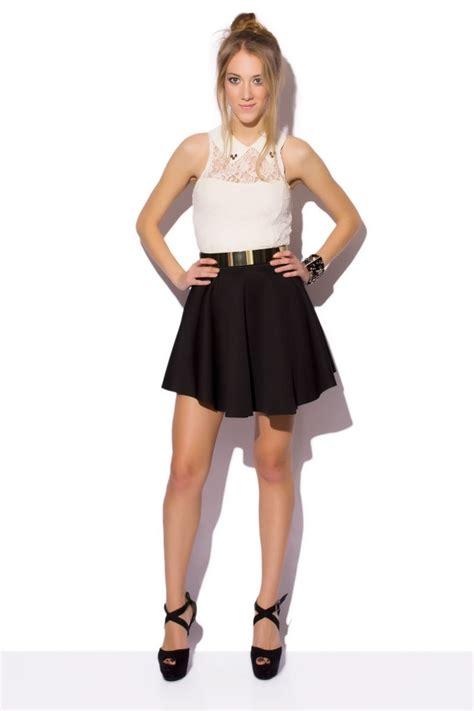 faldas de cortas blusas y moda 187 blusas con faldas cortas de dama 5